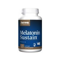 Melatonin Sustain - Melatonina + Witamina B6 (120 tabl.) Jarrow Formulas