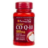Koenzym Q10 100 mg (30 kaps.) Puritan's Pride