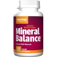 Mineral Balance Iron free - Witaminy i Minerały bez żelaza (120 kaps.) Jarrow Formulas