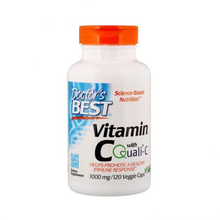 Witamina C 1000 mg (120 kaps.) Doctor's Best