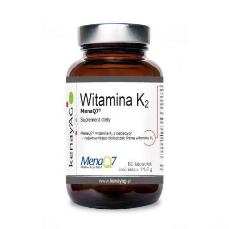 Witamina K2 MK7 (60 kaps.) MenaQ7