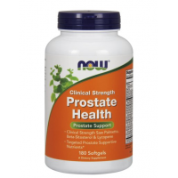 Clinical Prostate Health - Kompleks na Prostatę (180 kaps.) NOW Foods