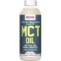 MCT Oil - Olej MCT (591 ml) Jarrow Formulas