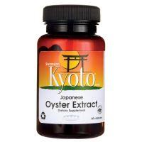 Japanese Oyster Extract - Ekstrakt z Ostrygi 500 mg (60 kaps.) Swanson