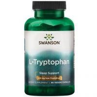Ajinomoto TryptoPure L-Tryptofan 500 mg (90 kaps.) Swanson