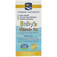 Witamina D3 400 IU dla dzieci (11 ml) Nordic Naturals