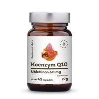 Koenzym Q10 - Ubichinon 60 mg (45 kaps.) Aura Herbarl