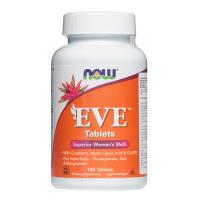 EVE Superior Womens Multi - Multiwitamina i Składniki Mineralne dla Kobiet EVE (180 tabl.) NOW Foods