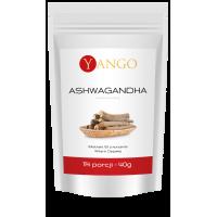 Ashwagandha - ekstrakt 10:1 (40 g) Yango