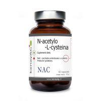 NAC - N-Acetylo-L-Cysteina 150 mg (60 kaps.) Kenay