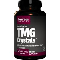 TMG Trimetyloglicyna - Betaina Bezwodna 650 mg (50 g) Jarrow Formulas