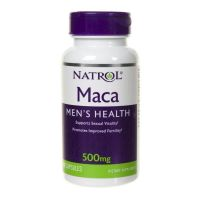 Maca 500 mg - ekstrakt 4:1 (60 kaps.) Natrol