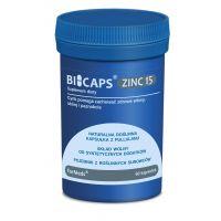 Bicaps - Zinc 15 mg (60 kaps.) ForMeds