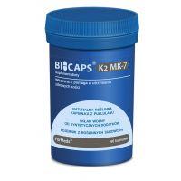 Bicaps K2mk-7 - Witamina K2 MK7 (60 kaps.) ForMeds