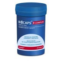 Bicaps B Complex - Kompleks Witamin z grupy B (120 kaps.) ForMeds