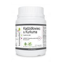 AKBAMAX i BCM-95 - Kadzidłowiec i Kurkumina (270 kaps.) KenayAG