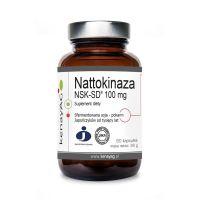 Nattokinaza NSK-SD 100 mg (60 kaps.) JBSL-USA