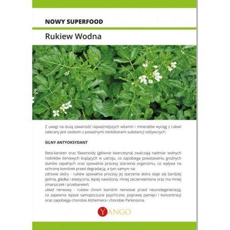 Rukiew Wodna 250 mg (90 kaps.) Yango