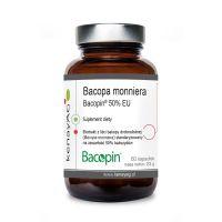 Bakopa (Brahmi) - Bacopa Monniera Bacopin 50% bakozydów (60 kaps.) Kenay